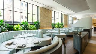 Restaurant review: Vela Toronto   Indoor dining at the King West space