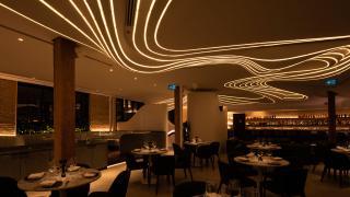 Restaurant review: Vela Toronto   The stunning interior