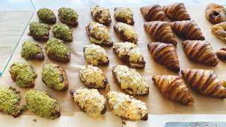 Emmer and Ash bakery on Harbord Street   Twice-baked croissants