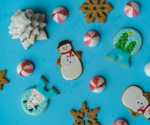 Make This: Ricarda's Star Tree Gingerbread Cookie