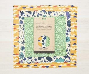 Weapons of Choice: Sweetgreen Beeswax Wraps