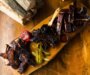 The best barbecue restaurants in Toronto | A platter of ribs from Smoque N' Bones
