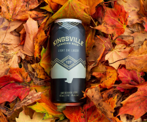 Kingsville Brewery | Light Eh! Lager