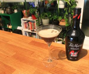 Tia Maria | Espresso martini recipe