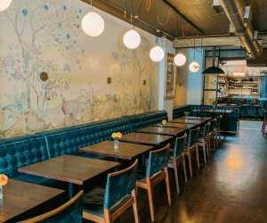 The best restaurants in Toronto | DaiLo dining room on College Street