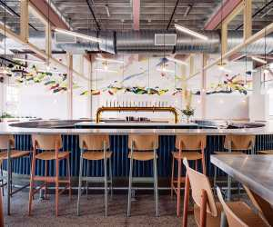 Avling, Leslieville's sustainable craft brewery | The bar