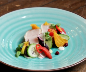 Flavour of the Week: The Fifth's Coastal Menu