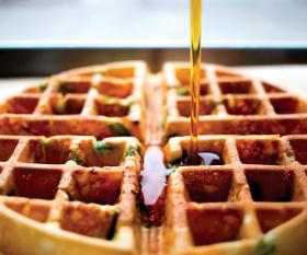 Best waffles in Toronto