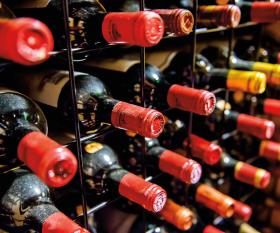 Toronto's secret wine cellars
