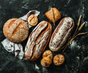 A homemade, quarantine bread recipe