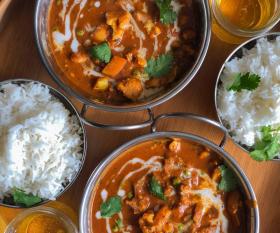 Global food at Toronto restaurants