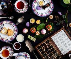 High tea in Victoria, B.C. | High tea at the Fairmont Empress