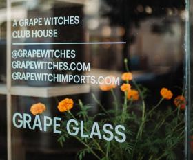 Grape Glass | natural wine shop Dundas St. W