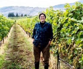 Women in Wine  | the Okanagan Valley's female winemakers | Melissa Smits