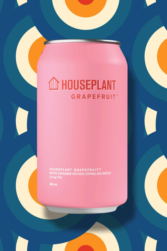 Seth Rogen on Houseplant, his new weed brand | Houseplant Grapefruit