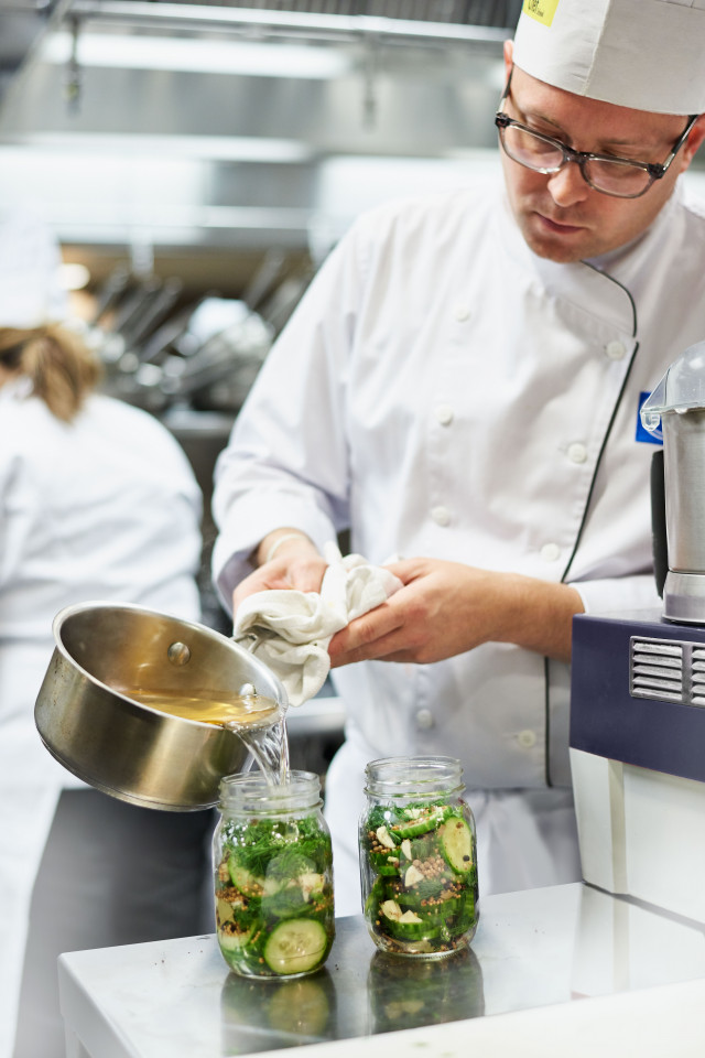 Learn how to pickle and preserve at George Brown College