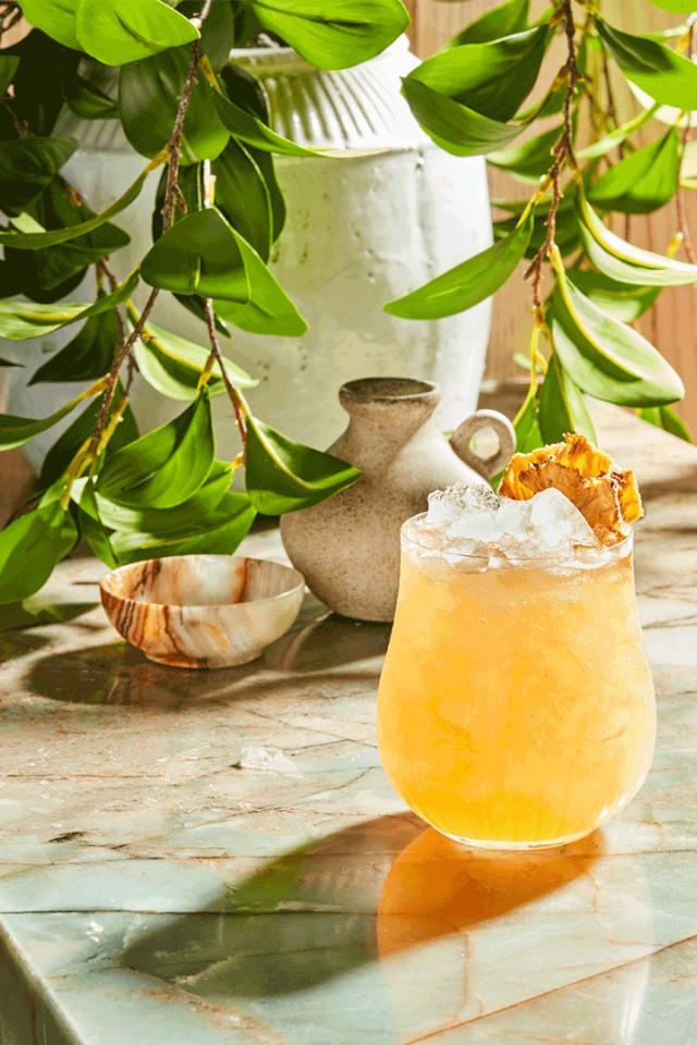 Restaurant review: Toronto Beach Club | Toronto Riviera cocktail