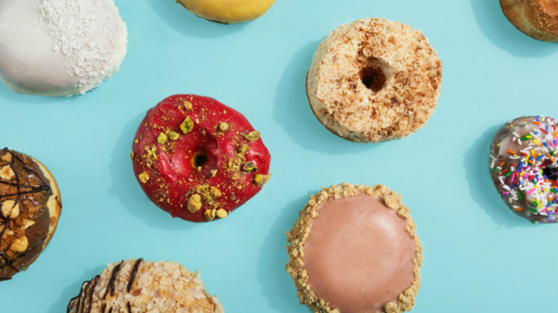 Best doughnuts in Toronto: Glory Hole doughnuts