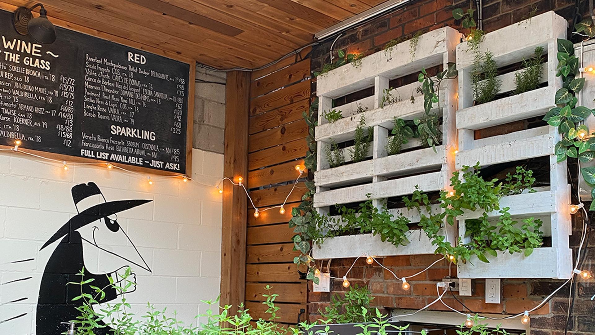 The best patios in Toronto | Bar Vendetta