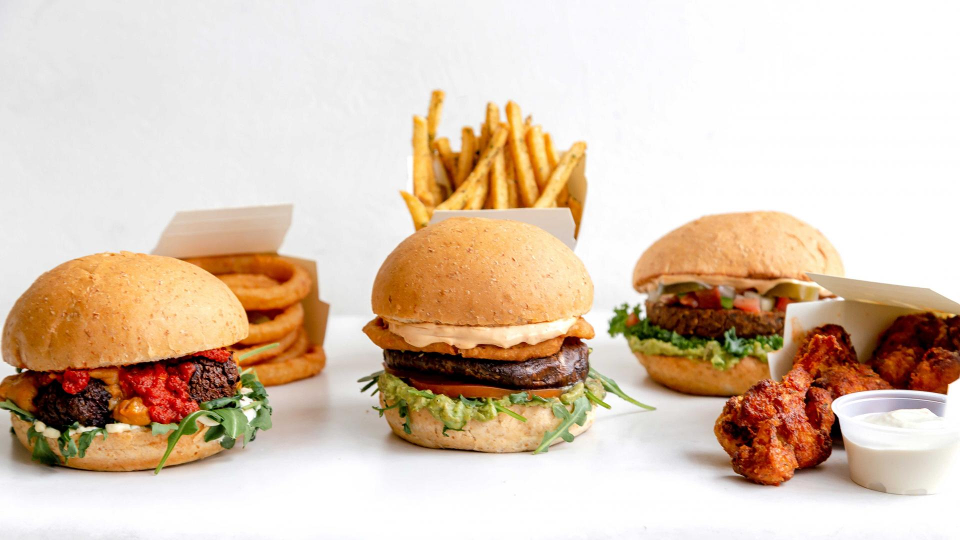 Toronto's best vegan restaurants | Parka's burgers