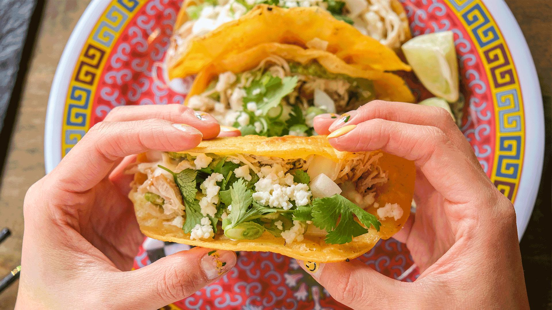 Toronto's best tacos | The Haam on Adelaide St. W.