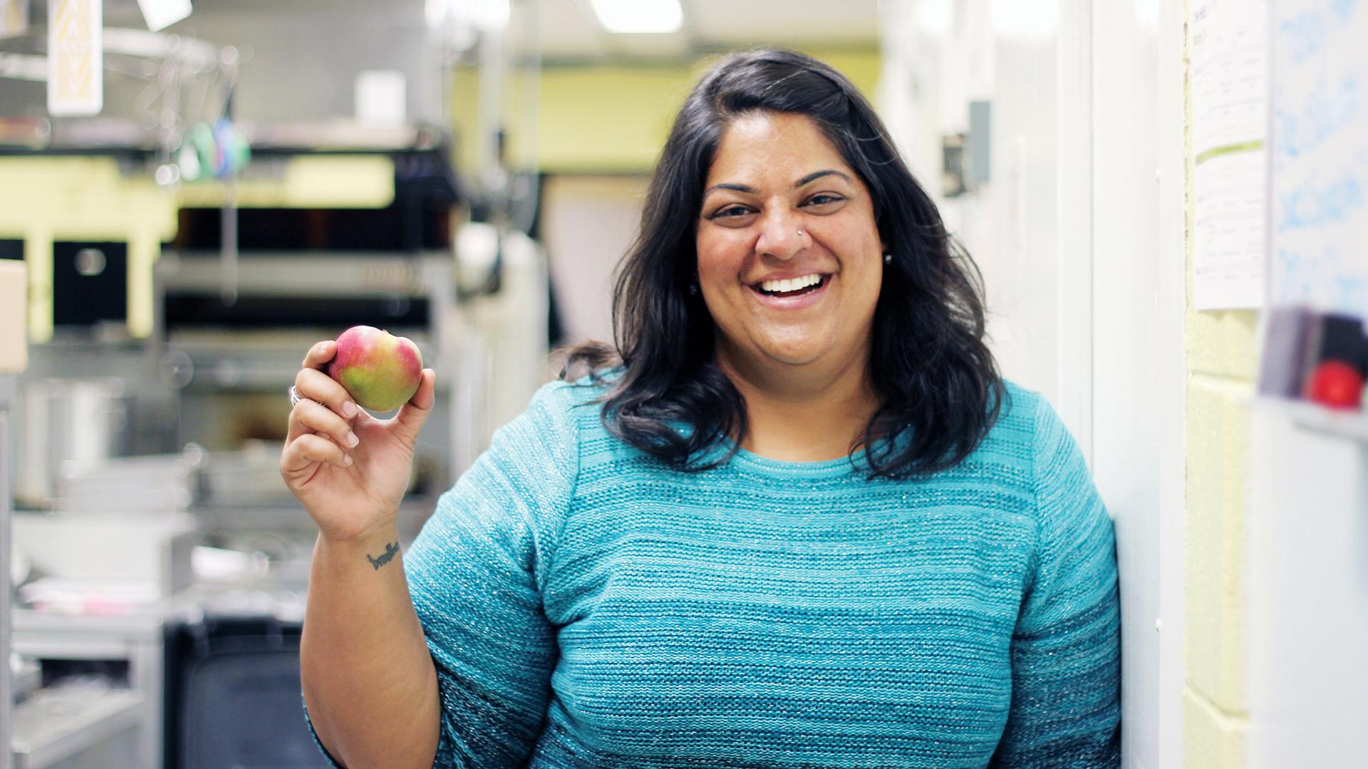 The impact of COVID-19 on our eating habits | Food activist and chef Joshna Maharaj