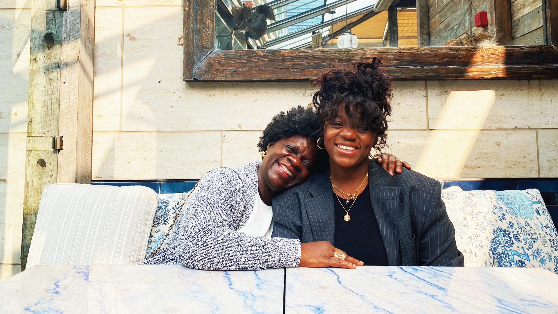 The impact of COVID-19 on our eating habits | Patricia Yeboa and her mother run Mama Akua's