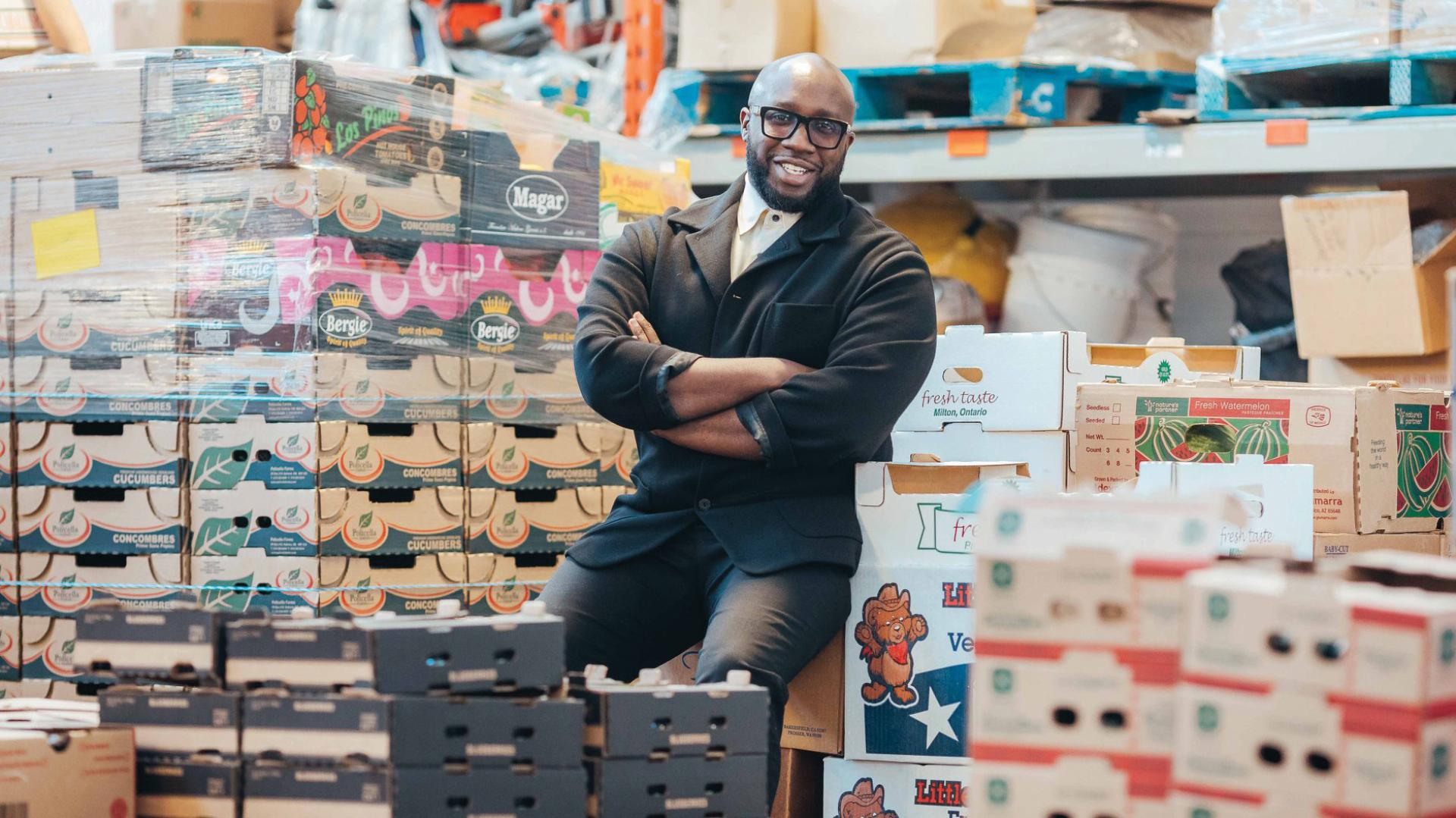 The future of farming is BIPOC | Paul Taylor of FoodShare Toronto