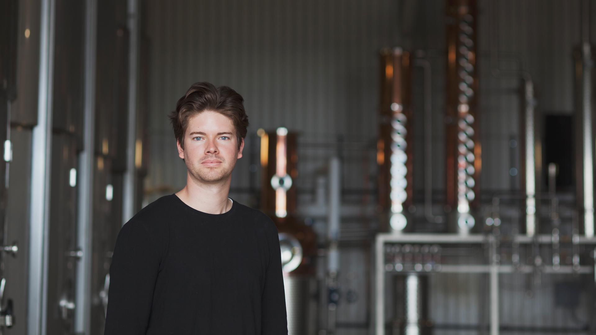 Ontario distilleries   Geoff Dillon of Dillon's Small Batch Distillers