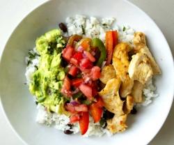 chicken-burrito-bowl