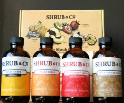 Shrub & Co. summer gift set