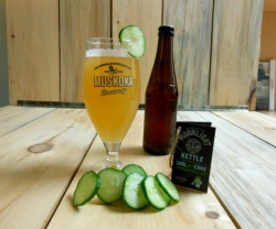 Muskoka Brewery Midnight Kettle Cool as a Cuke