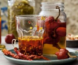 Joel MacCharles & Dana Harrison WellPreserved chili salt from Batch
