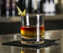 Tequila Sazerac from Los Colibris