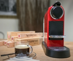 Weapons of Choice: Nespresso CitiZ