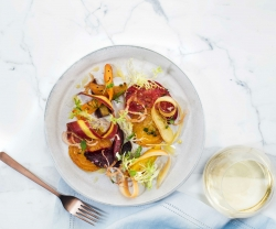 Make This: 360 Restaurant's Roasted Beet and Heirloom Carrot Salad