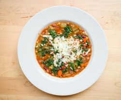 Make This: b.good's Kale Minestrone