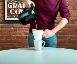 Weapons of Choice: Melitta's Porcelain Pour-Over