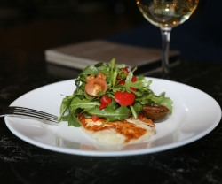 Thompson Toronto's Halloumi Salad