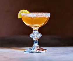 Make This: Martell Sidecar