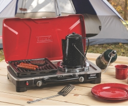 Weapons of Choice: Coleman Fyresergeant 2-Burner Propane Stove