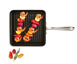Weapons of Choice: All-Clad Nonstick Square Grill