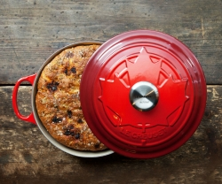 Weapons of Choice: Le Creuset Maple Leaf Round French Oven