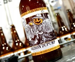 Bottle Service: Great Lakes Brewery's Saison DuPump