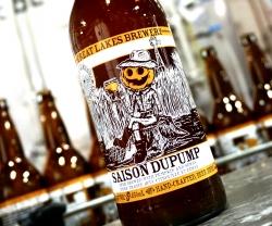 Bottle Service: Great Lakes Brewery's Saison DuPump