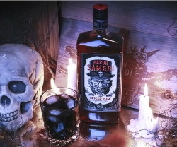 Bottle Service: Baron Samedi Spiced Rum