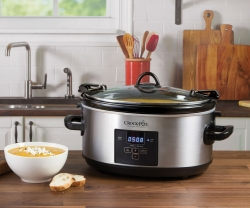 Weapons of Choice: Crock-Pot Cook and Carry Slow Cooker