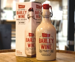 Bottle Service: Mill St. Barley Wine