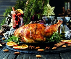 All about that baste: turkey roasting tips from Colette Grand Café