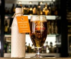 Bottle Service: Innis & Gunn's Frank & Sense